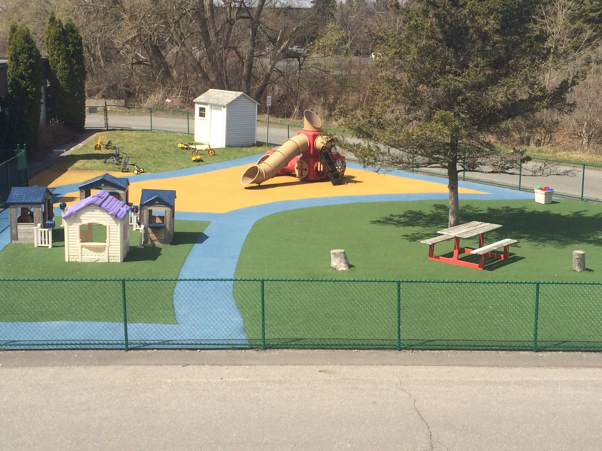Megan's Place Playground