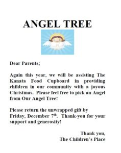 Angel Tree Kanata